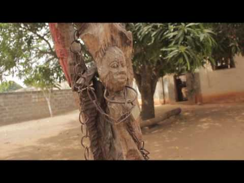 La maison des esclaves d'Agbodrafo