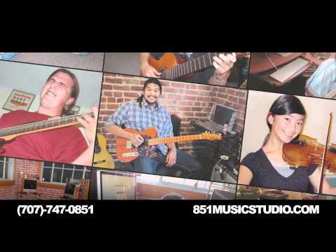 851 music studio - (707) 747-0851
