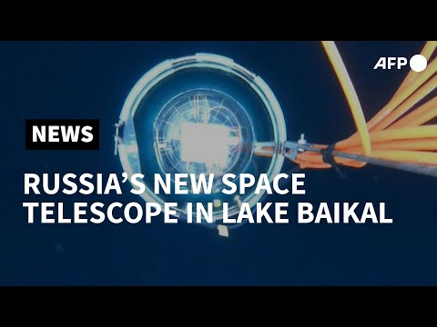 Why is Russia's giant new space telescope underwater? | AFP