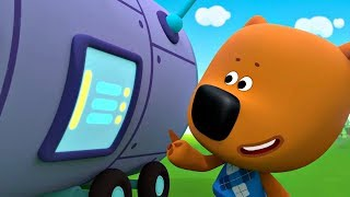 Ми-ми-мишки - Лучшие серии про изобретения Кеши | мультики для детей