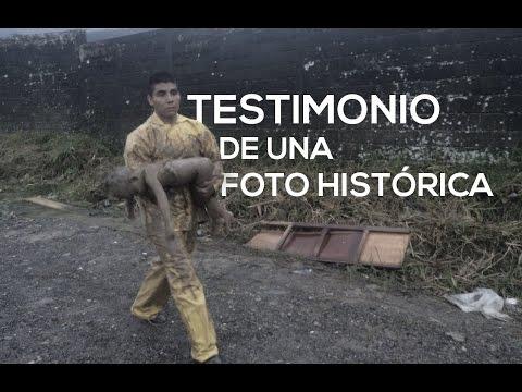La imagen y el hombre que simbolizan la tragedia de Mocoa | El Espectador