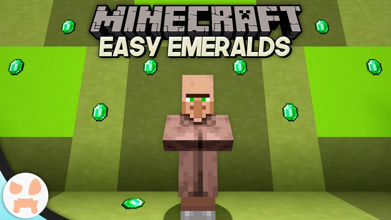 MUST HAVE MINECRAFT VILLAGER TRADING FARMS!