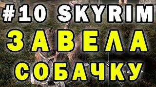 #10 Skyrim: как купить собаку и лошадь | прохождение без мата