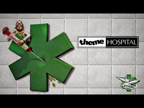 Стрим - Theme Hospital