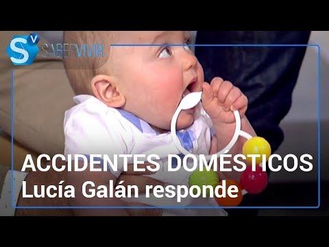 Accidentes domésticos | Lucía Galán responde en 'Saber vivir'