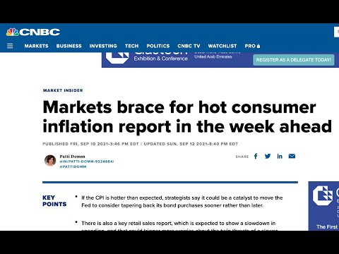 "Markets brace for ""hot"