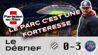 Sabri Debrief PSG Vs Montpellier 4-0