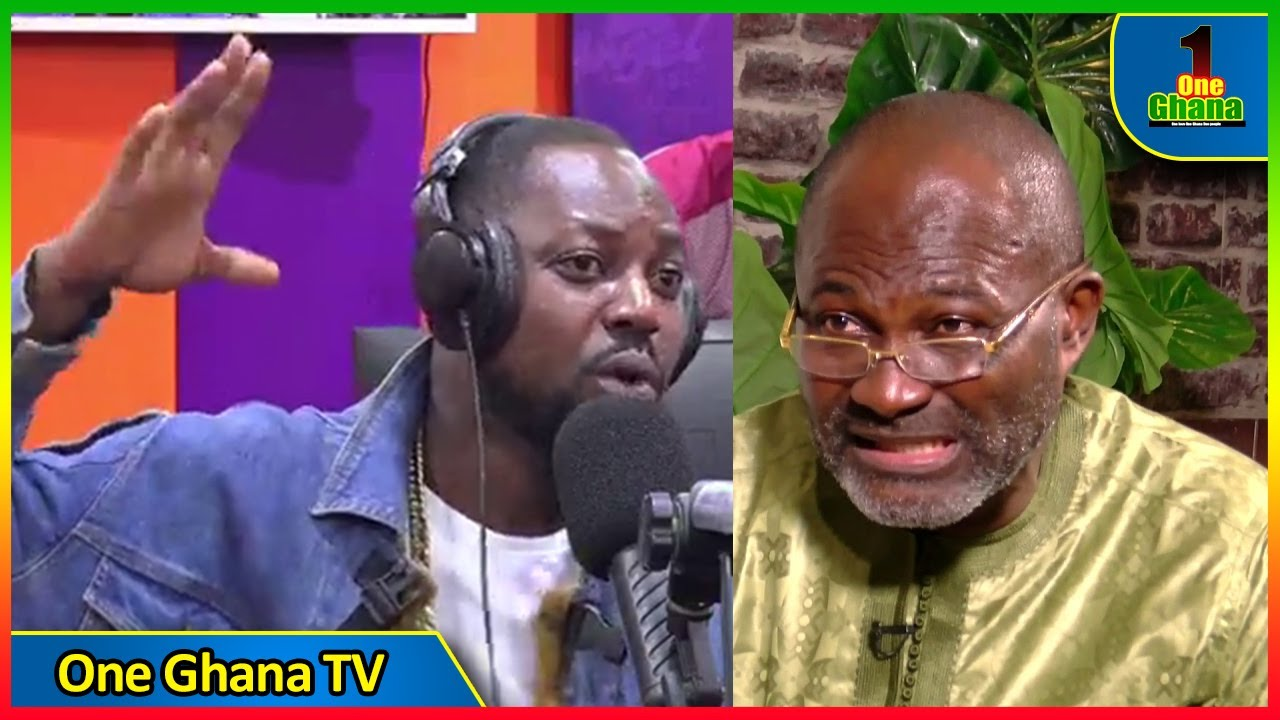 😂That Ken Agyapong is deαd,I used to smơke with him–YAA P0N0 clears Ken's name in obiaa wo ne master