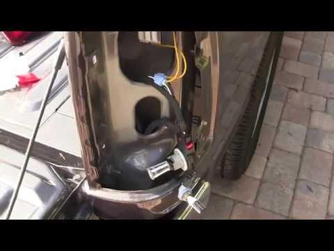 2014 Dodge Ram 1500 turn signal/brake light and reverse lights LED installation