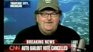 Michael Moore: Barack Obama Must Do What Roosevelt Did