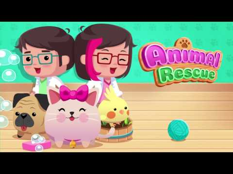 Animal Rescue - Pet Shop Simulator for Android and iPhone