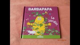 Lecture : Barbapapa Le jardin