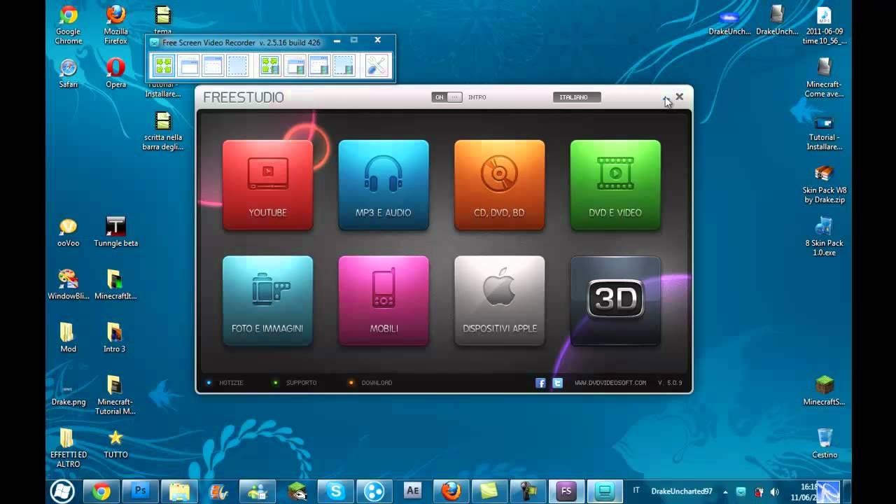 Ecco 5 semplici programmi per registrare lo schermo ed for Programmi per design gratis