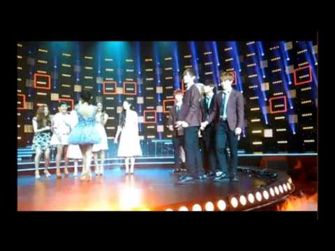 141229 Beijing CCTV New Year's Eve Recording (FANCAM)