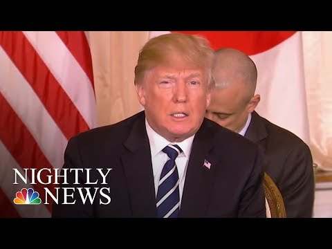 Trump Confirms U.S. And North Korea 'High-Level' Direct Talks Are Happening | NBC Nightly News