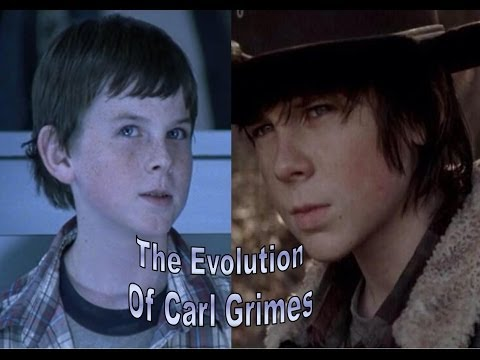 The Evolution of Carl Grimes