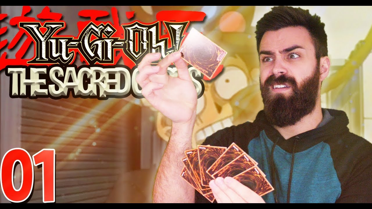Battle City Tournament BEGINS! | Let's Play Yu-Gi-Oh The Sacred Cardsw/ ShadyPenguinn [01]