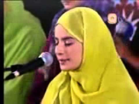 Main tu Panjtan ka Ghulam hoon Manqabat by Hooria Faheem   YouTube