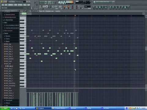 Attack Attack Interlude  FL Studio 9