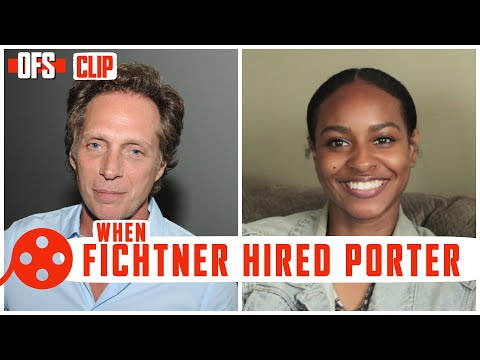 When William Fichtner Hired Jazlyn Porter On 'Cold Brook'