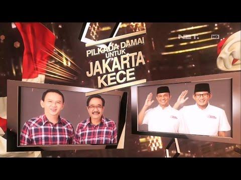 Pilkada Damai Untuk Jakarta Kece