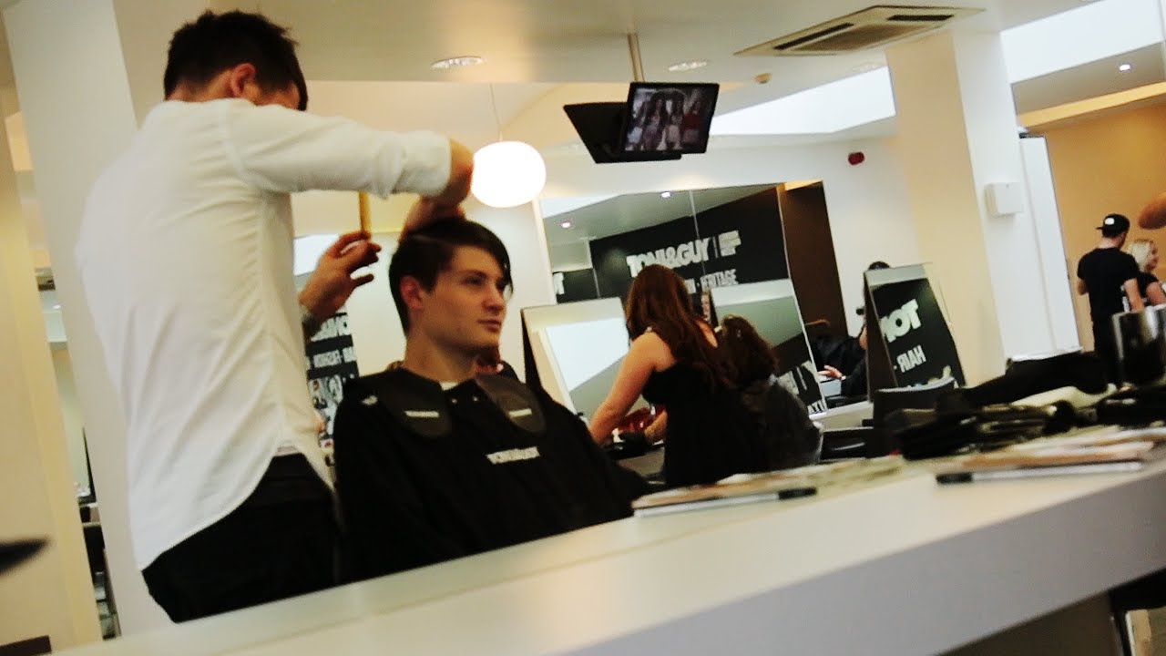 Dner Beim Friseur In England D Nohashtagtrip 3