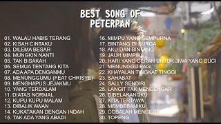 BEST SONG OF PETERPAN - KUMPULAN LAGU HITS PETERPAN FULL ALBUM   HD