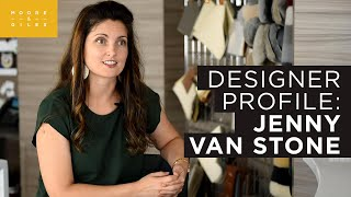 Moore & Giles - Aviation Leather: Designer Profile, Jenny VanStone of TECHNICAir