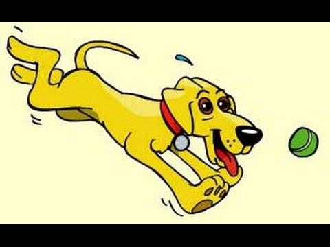 Perros Dibujos Animados Para Niños Dibujos Animados De Animales