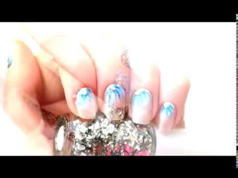Learn nail art with toothpick at home step by step in hindi learn nail art with toothpick at home step by step in hindi wedding manicure prinsesfo Image collections