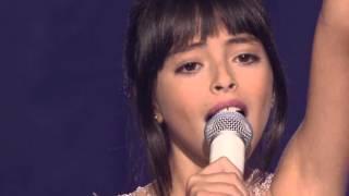 Iris Pereira canta 'Mercy' no The Voice Kids