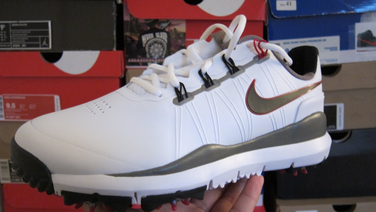 Nike TW14 Golf Shoe Review