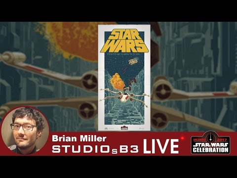 Star Wars artist interview with Brian Miller