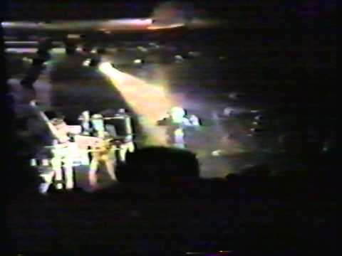 Front 242 : Don't Crash live in Rotterdam 1989
