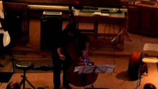 Gajdos, M. Invocation, with Onur Özkaya on Double Bass
