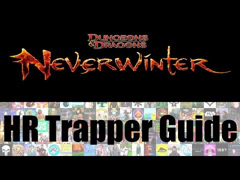 How to play the Hunter Ranger (Trapper) [Neverwinter Online] - Josh Strife Hayes