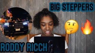 "Roddy Ricch- ""Big Stepper"" (Official Music Video)"