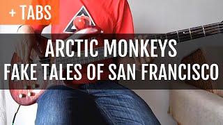 Baixar Arctic Monkeys - Fake Tales of San Francisco (Bass Cover with TABS!)