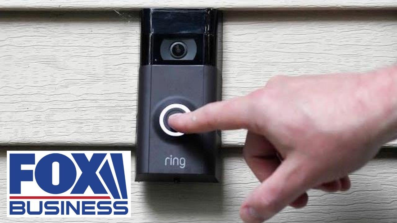 Engineer urges Amazon to shut down Ring doorbells, cameras 'immediately' - FOX News