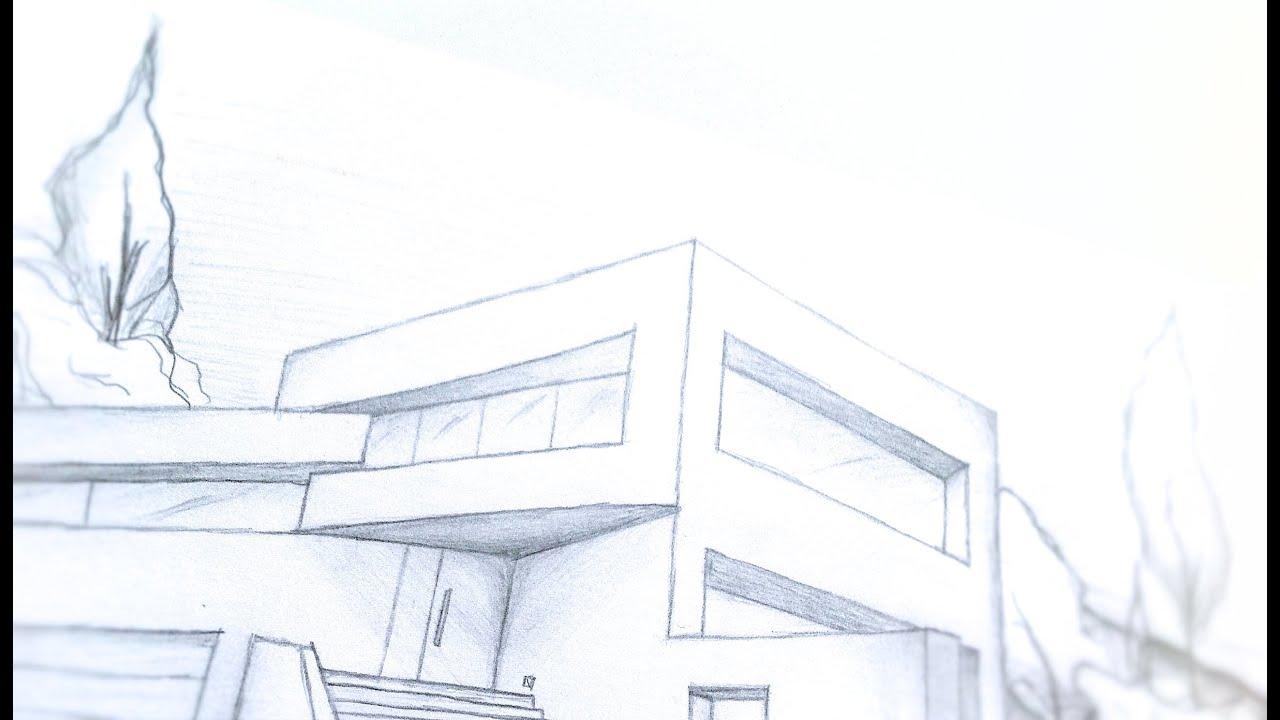 Super Residência - Desenho à Mão Livre 002 - YouTube VV54