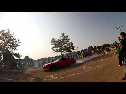 30 minutes of Burnouts from the Oswego Dragway Reunion2017