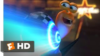 Turbo (2013) - High Wire Race Scene (6/10) | Movieclips