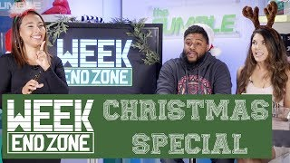 The Fumble's BEST Of 2018 CHRISTMAS SPECIAL! | WEZ