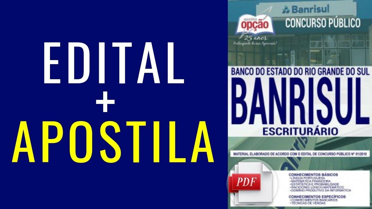 Apostila Para Concurso Banco Do Brasil 2015 Pdf
