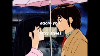 Harry Styles - Adore You (visual lyric video)