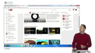 Tecnologías Educativas. Herramientas: Youtube-Edu.© UPV