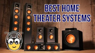 TOP 5: Best Home Theater Systems - Tech Bee 🐝