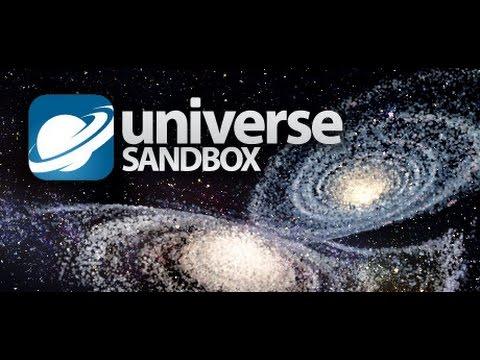 Découverte d'Universe SandBox 2