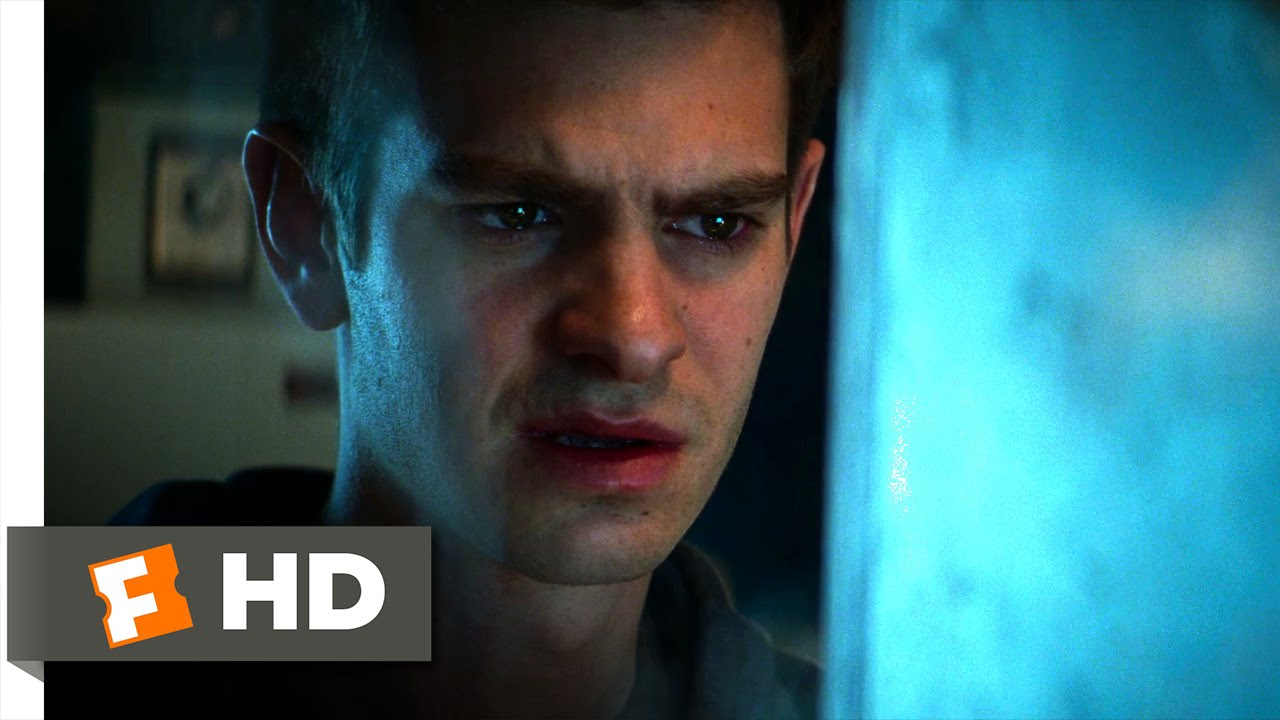 The Amazing Spider-Man 2 (2014) - Peter's Father Scene (3/10) | Movieclips