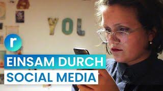 Einsamkeit: Mehr soziale Medien, weniger soziale Kontakte